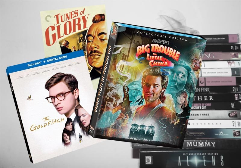 December 3 Blu-ray, Digital and DVD Releases
