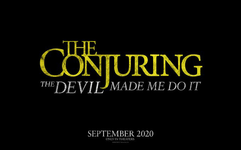 Official The Conjuring 3 Title Revealed by New Line