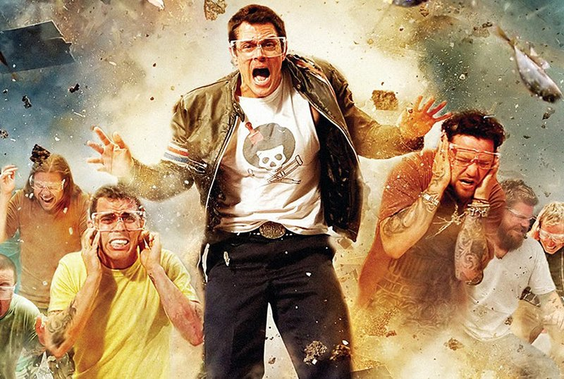 Paramount Pictures is Welcoming Back Jackass With Fourth Movie!