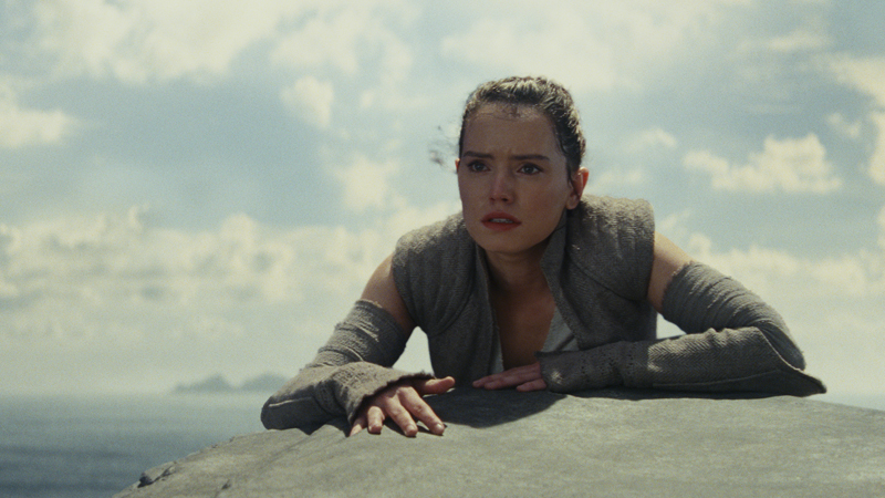 Chris Terrio Discusses Rey