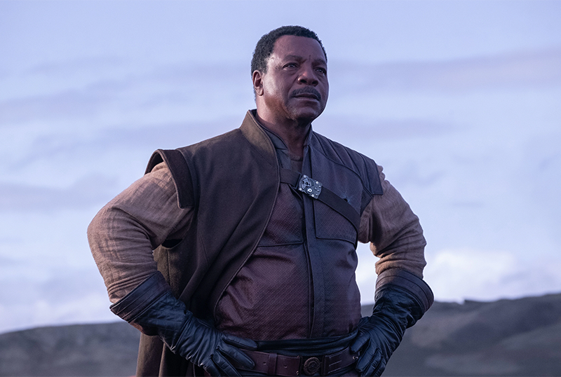 Carl Weathers Teases Return of Greef Carga in The Mandalorian Season 2