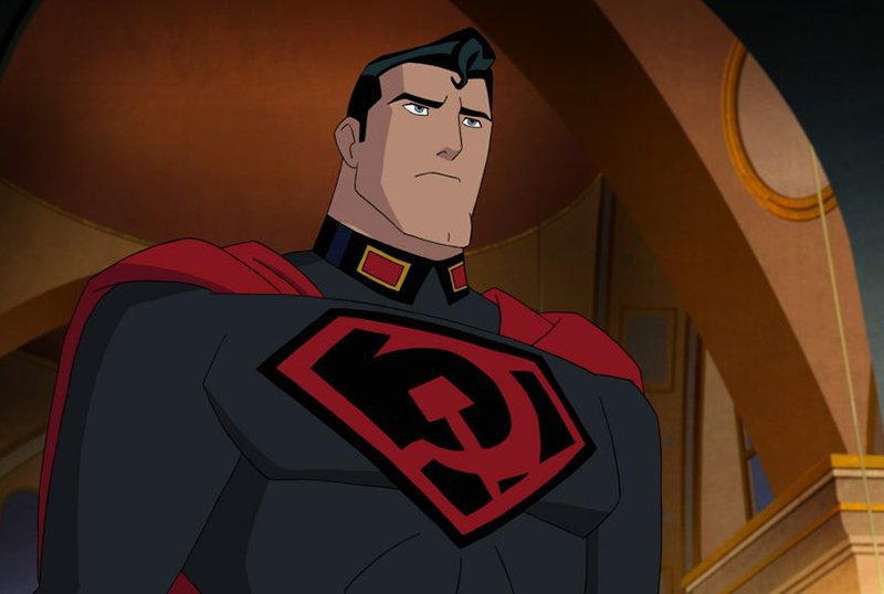 Superman: Red Son Blu-ray Details & Trailer Released