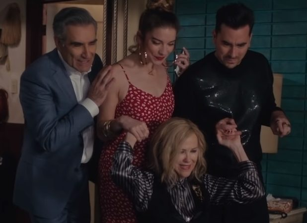 Schitt's Creek Final Season Trailer Invites You to The Rosebud Motel for the Last Time