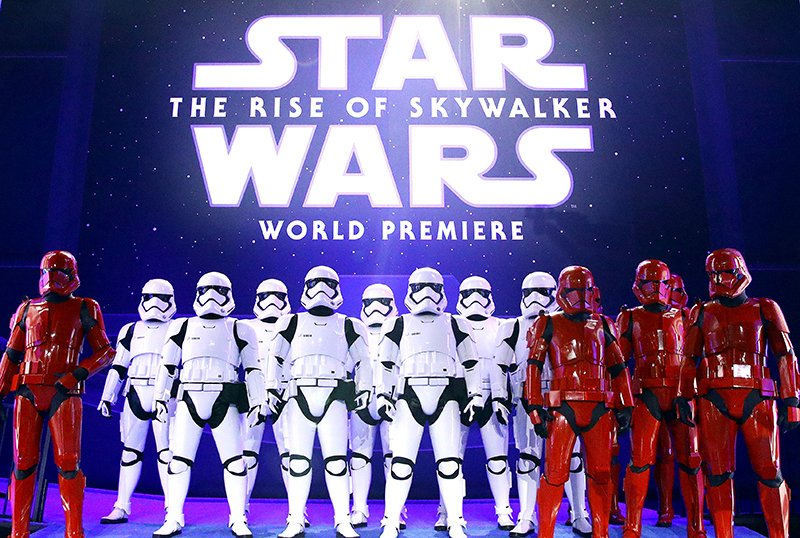 The Rise of Skywalker Early Reactions