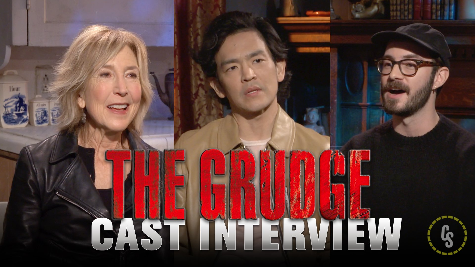 CS Video: The Grudge Cast & Director