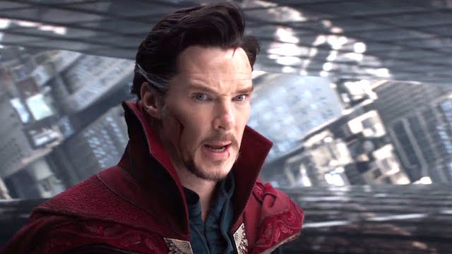 'Doctor Strange' Director Scott Derrickson Exits Sequel