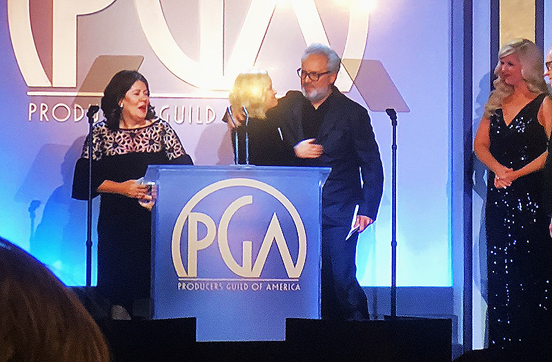 2020 Producers Guild Awards Winners List!
