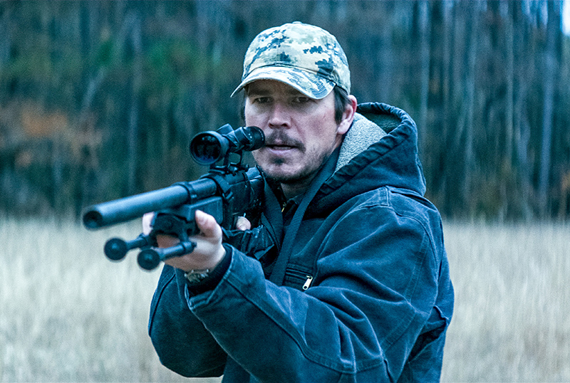 CS Interview: Josh Hartnett on Crime Thriller Inherit the Viper