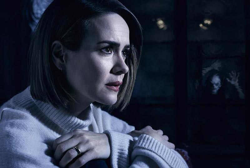 Sarah Paulson Is Returning for 'American Horror Story' Season 10!