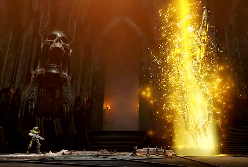 DOOM Eternal Official Gameplay Trailer Released
