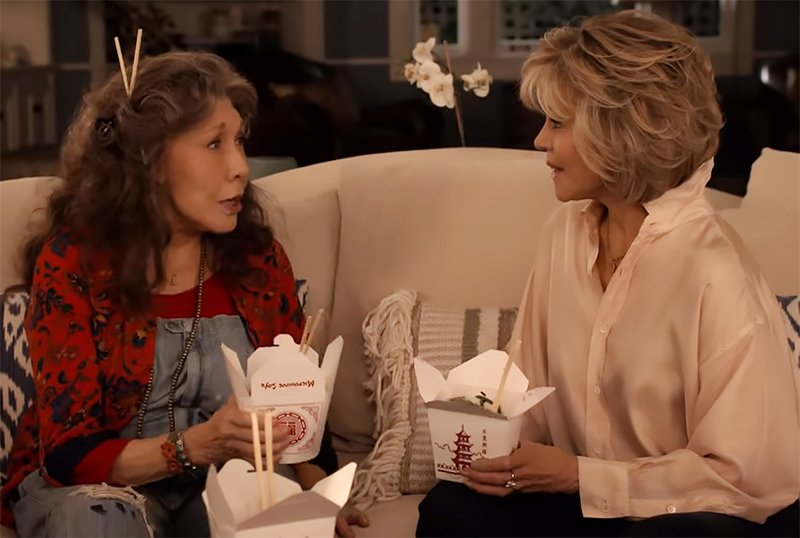 Grace and Frankie Season 6 Trailer: Rising Up and Making a Splash