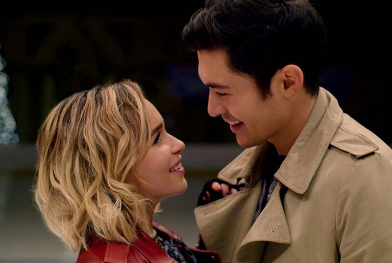 Exclusive Last Christmas Deleted Scene Featuring Emilia Clarke, Henry Golding