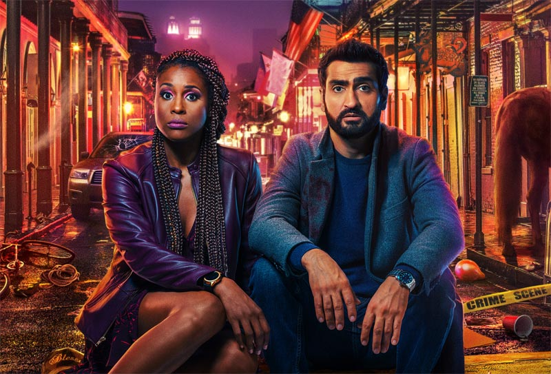 Kumail Nanjiani & Issa Rae in Comedy 'The Lovebirds' Official Trailer
