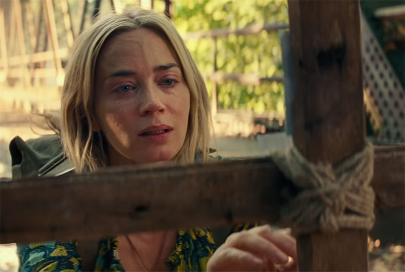 There Are People Worth Saving in A Quiet Place Part II Super Bowl Spot