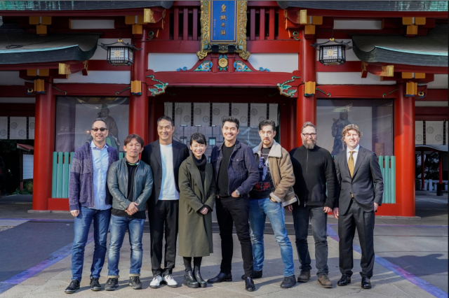 Henry Golding's Snake Eyes Filming Begins in Japan