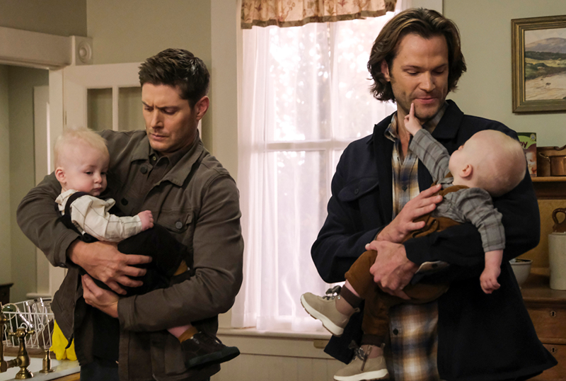 Supernatural Episode 15.10 Sneak Peek Released
