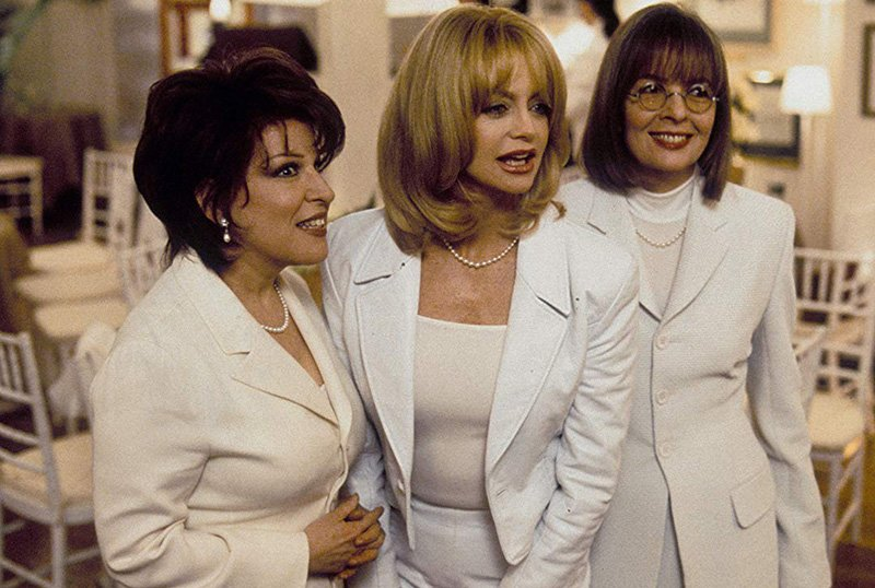 Family Jewels Reuniting First Wives Club's Hawn, Midler & Keaton