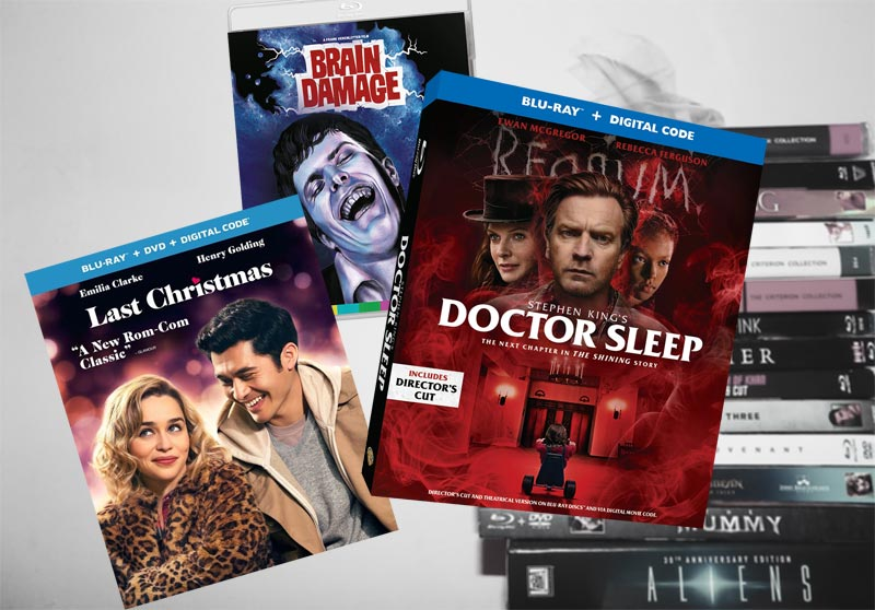 February 4 Blu-ray, Digital and DVD Releases