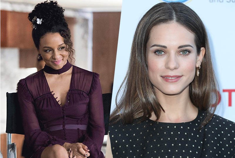 Carra Patterson & Lyndsy Fonseca Joins Disney+'s Turner & Hooch