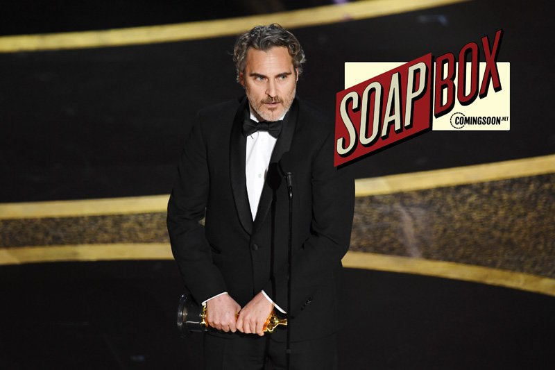 CS Soapbox: Would a Joker Sequel Sully Joaquin Phoenix's Oscar?