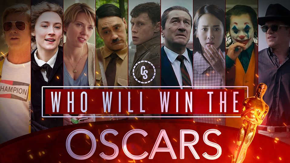 POLL: Who Will Win the Oscars?