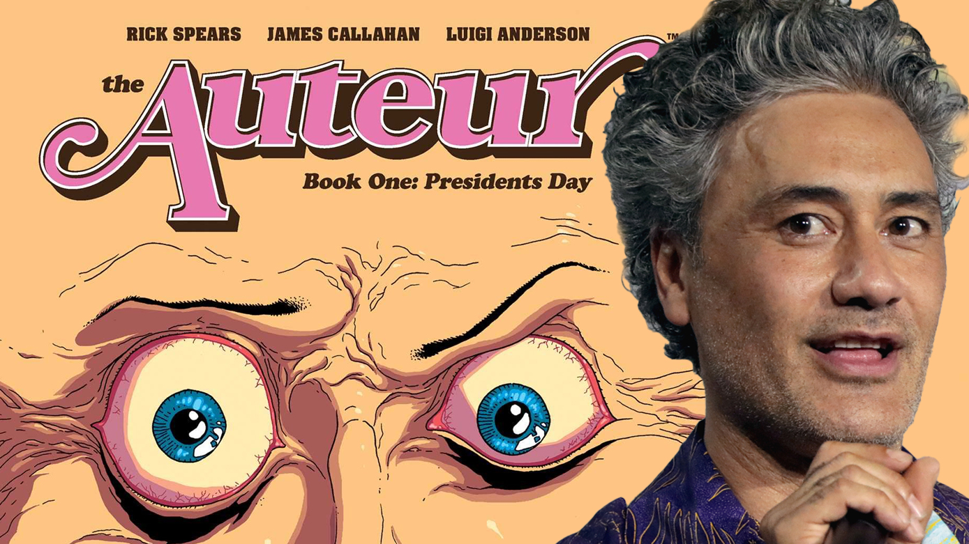 More Details Revealed About Taika Waititi's The Auteur ...