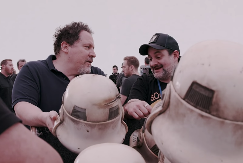 ILM Gives Behind-the-Scenes Look at Production of The Mandalorian