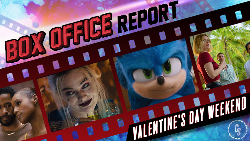 Sonic the Hedgehog Sprints to First Place at the Box Office!