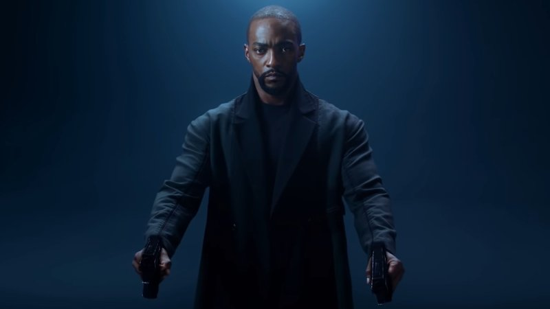 Altered Carbon Season 2 Teaser Reveals Anthony Mackie as Takeshi Kovacs