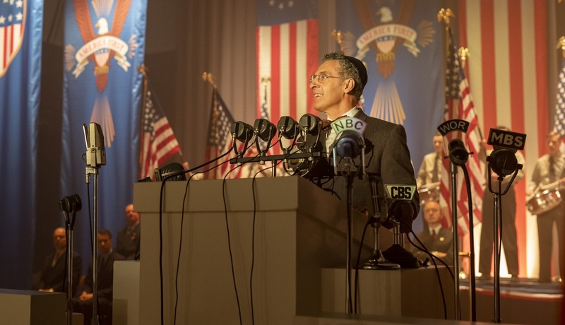 Fascism Takes Over the Country in The Plot Against America Trailer