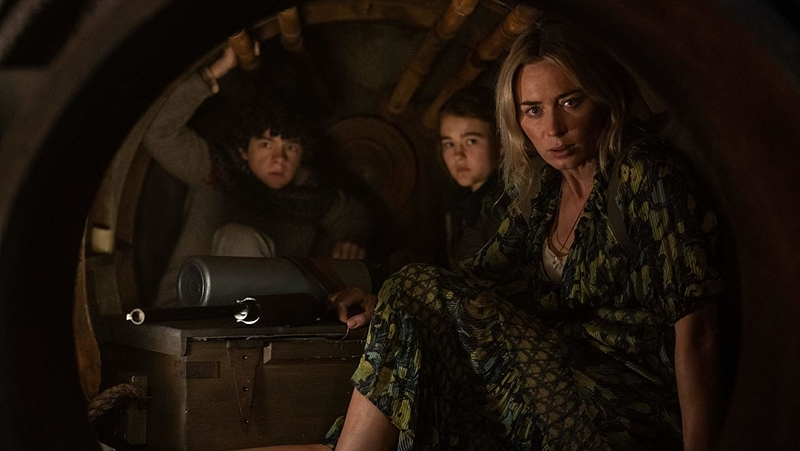 New A Quiet Place: Part II Teaser and Featurette: Silence is Not Enough