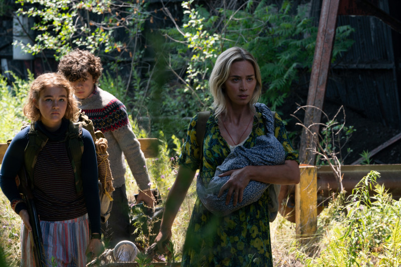 A Quiet Place Part II Tracking a Projected Opening of $60 Million