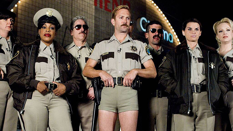 Full Cast of Reno 911! Set to Return for Season 7 at Quibi