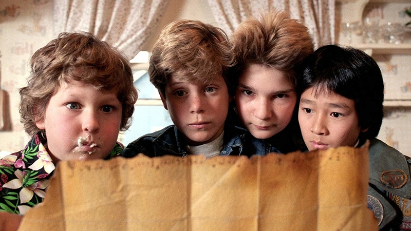 The Goonies Re-Enactment Series Gets Pilot Order at Fox