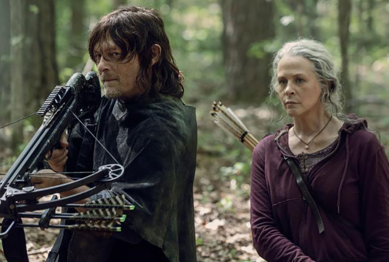 The Walking Dead: Season 10 Finale of AMC Series Delayed - canceled