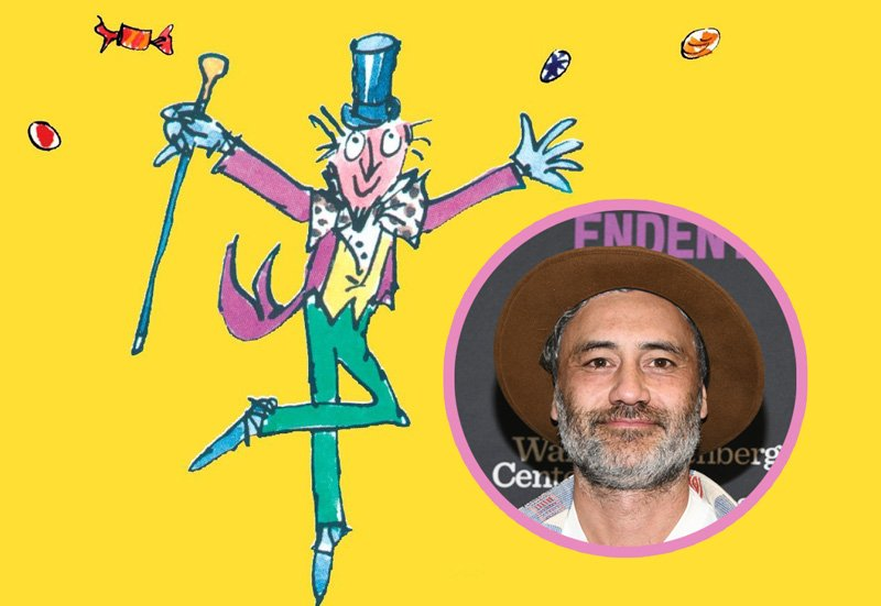 Taika Waititi to Direct Netflix's Charlie & the Chocolate Factory Animated Series