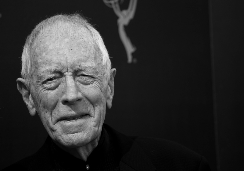 Acting Legend Max Von Sydow Dies at Age 90