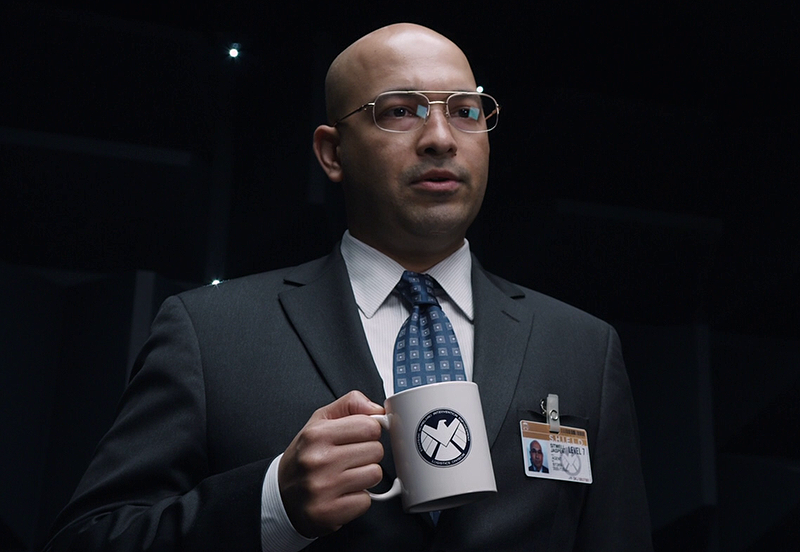 Exclusive: Maximiliano Hernández on Jasper Sitwell Returning to the MCU