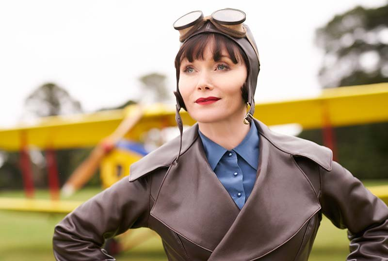 Miss Fisher and the Crypt of Tears Trailer: Essie Davis Leads Murder Mystery