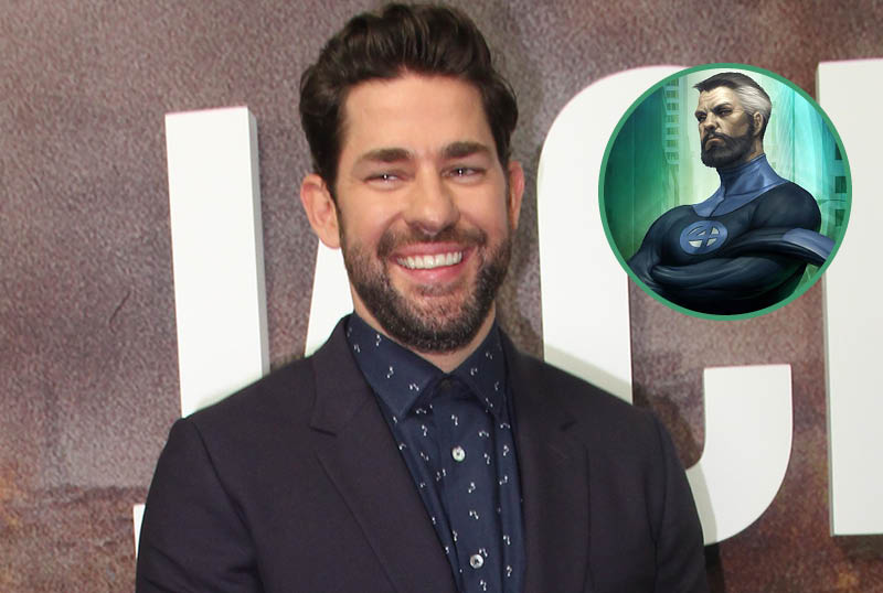 Fantastic Four: John Krasinski Would Love to Become the MCU's Reed Richards