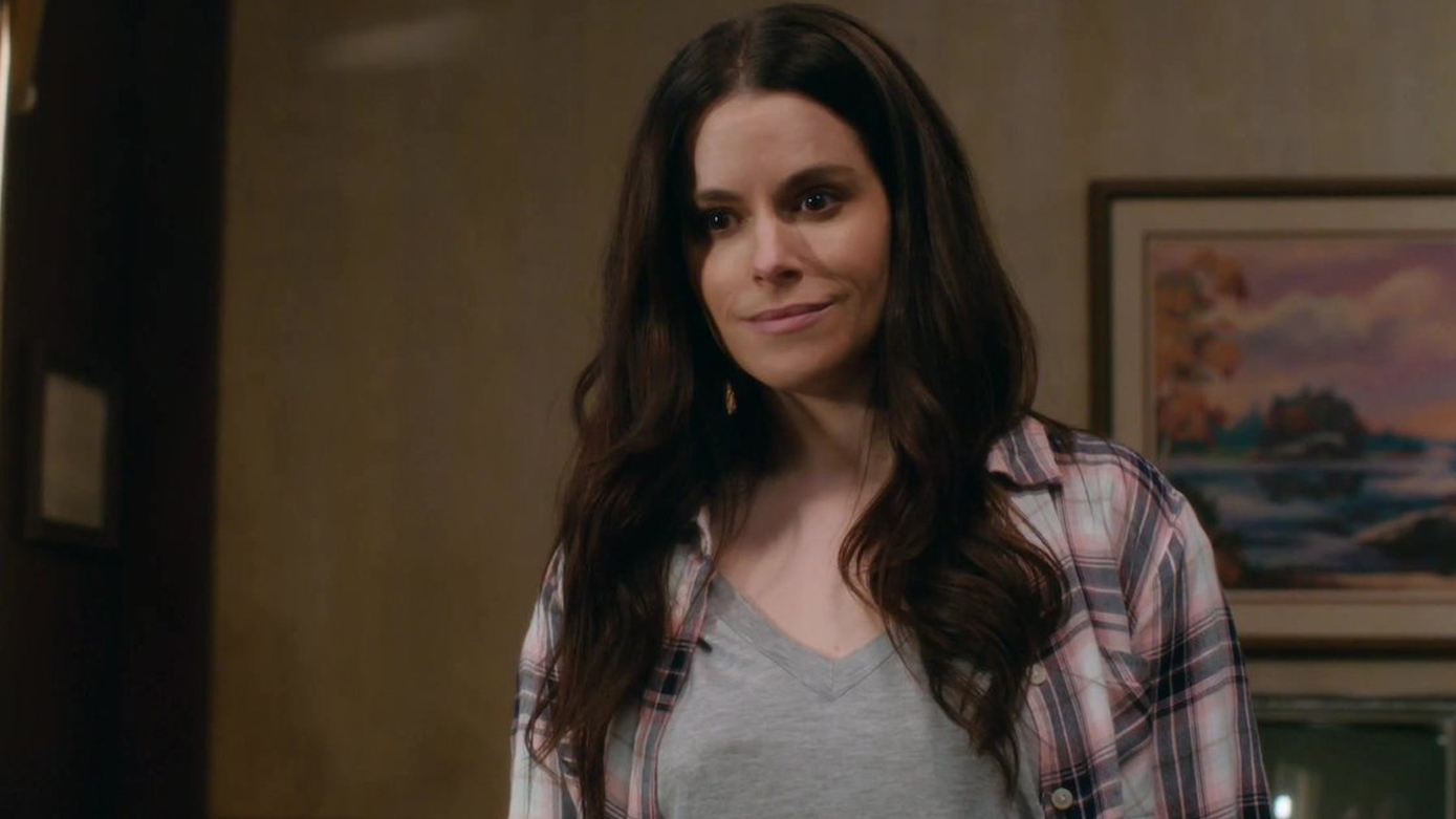 Emily Hampshire Joins Adrien Brody in Stephen King Series Chapelwaite