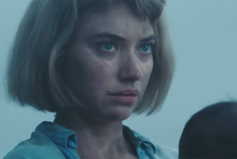 CS Interview: Imogen Poots on the Insane Sci-Fi Thriller Vivarium