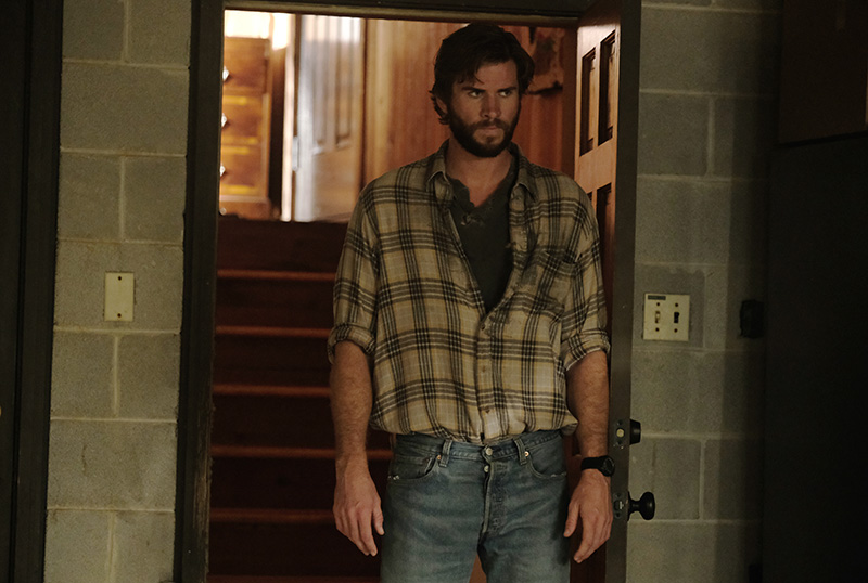Exclusive Stills for Lionsgate's Arkansas Starring Liam Hemsworth