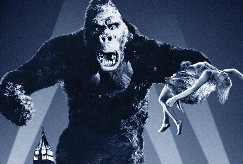 1933's King Kong Roars Back to Theaters Nationwide for One Day