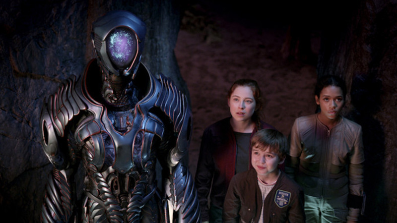 Netflix Renews Lost in Space for Third & Final Season