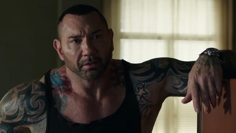My Spy Clip: Dave Bautista Doesn't Want to Become a Mentor