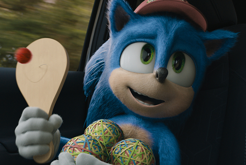 Sonic the Hedgehog Digital Special Features Unveiled!