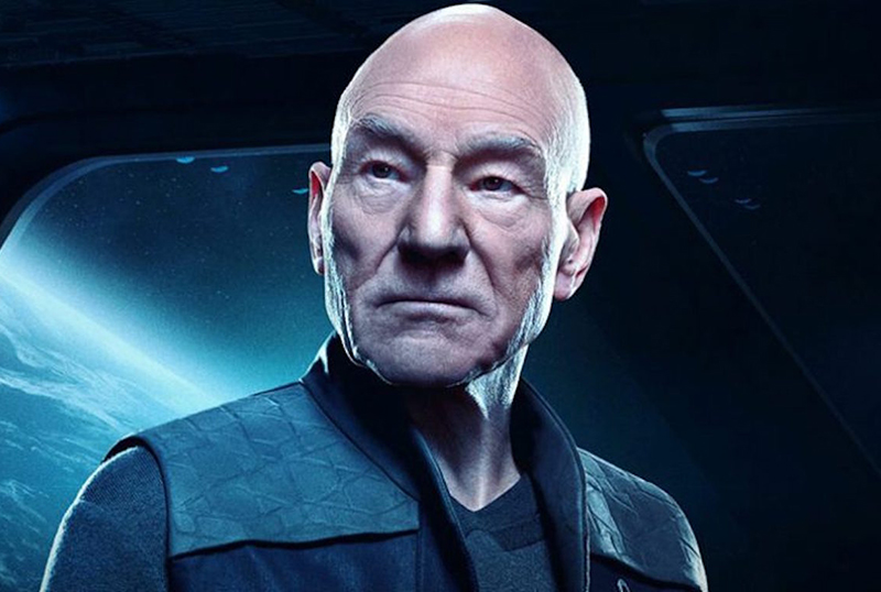 Patrick Stewart Offers Fans Free Month of CBS All Access