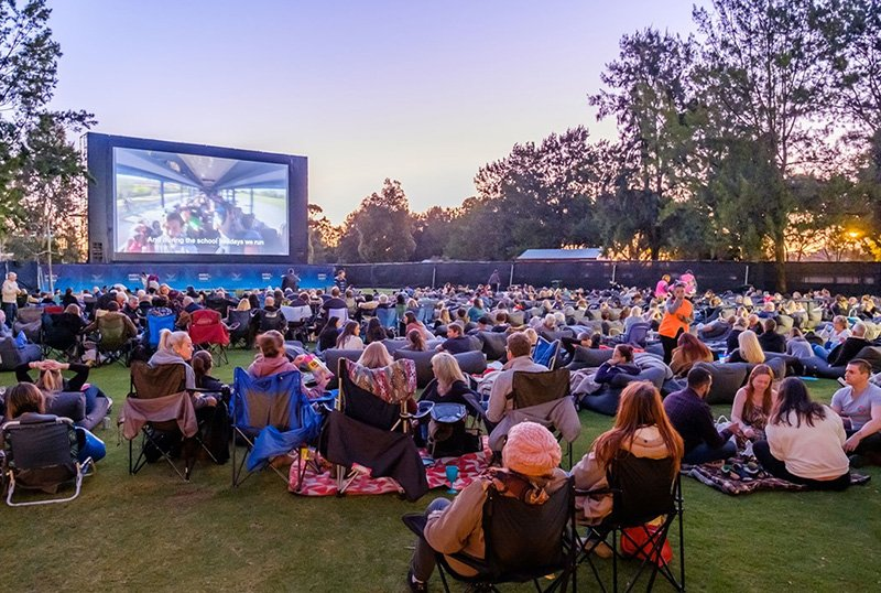 The Australian Community Cinema Project Putting The Love Back Into Movie Going