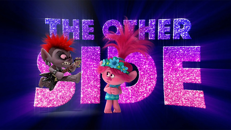 "Trolls World Tour ""The Other Side"" Lyric Video Released"